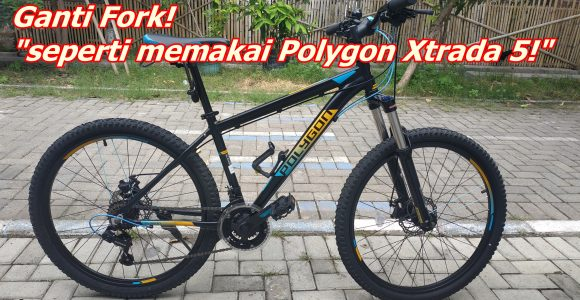 Upgrade fork polygon monarch 5